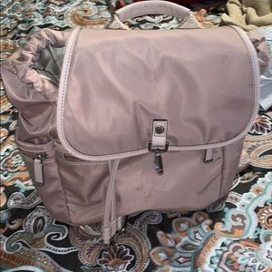 Calvin Klein back pack purse